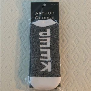 ARTHUR GEORGE SOCKS! NEW